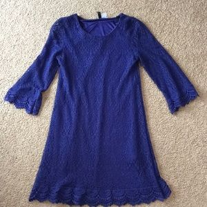 H&M crotchet dress. Size 6
